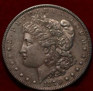 1879-S Rev 78 San Francisco Mint Silver Morgan Dollar
