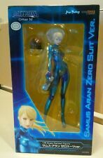 Metroid Other M Samus Aran Zero Suit with Brain EXCELLENT NEW FREE SHIPPING !!