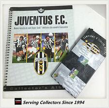 JUVENTUS 1994/95 Italy Championship Soccer Card set (90) + Official Album