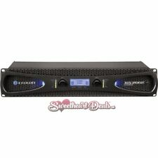 Crown Audio XLS 2002 Stereo PA Power Amplifier 650W at 4 Ohm