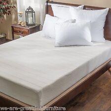 "Bedroom Furniture 10"" King Size Memory Foam Mattress"