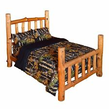 Black The Woods Woodland Camo full-queen Comforter-Free Ship