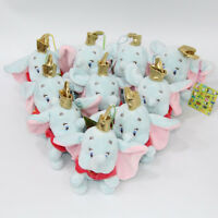 "10pcs lot 4"" cute dumbo elephant anime decorate doll small dolls new"