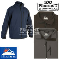 High Performance Outdoor Mens Soft Shell Work Jacket Tradesman Uniform Warehouse