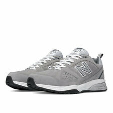 New Balance Mens Trainer 623v3 Suede Shoes Gray mx623gs3 Size 11 xwide