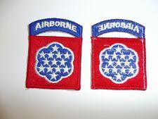 e3559 US Army 1950's 508 Airborne Parachute Infantry Regiment PIR R8D