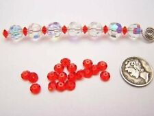Swarovski 5305 - 5MM Vintage Spacer Beads (12 pieces)