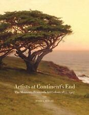 Artists at Continent's End: The Monterey Peninsula Art Colony, 1875-1907, Shield