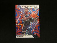 2019-20 Ja Morant Rc Mosaic Blue Reactive Rookie ROTY MINT 🔥 🔥