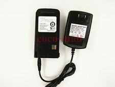 PB-39 PB 39 Battery + Charger For Kenwood TH-D7A TH-D7G TH-D7E TH-G71 TH-G71AK