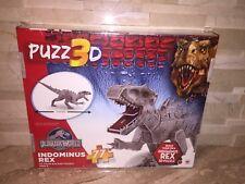 JURASSIC WORLD INDOMINUS REX PUZZ 3D PUZZLE