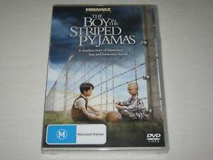 The Boy In Striped Pyjamas - Brand New & Sealed - Region 4 - DVD