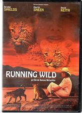 DVD Running wild (tbe) | Drame | Martin Sheen - Brooke Shields | Lemaus