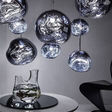 New ListingModern Led Glass Pendant Ceiling Lights Kitchen Sink Decor Hanging Lamp Fixtures