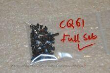 Compaq Presario CQ61 CQ61-319WM CQ61-313US Laptop Screws (Full Set)