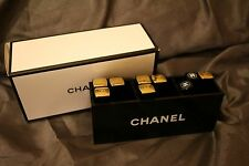 Chanel VIP Gift Make Up Cosmetic Box Organizer Pencil Brush Lip Stick Holder