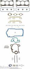 Buick/Chevy 3.0/181+231/3.8 Fel Pro Full Gasket Set Head+Oil Pan 1985-87*