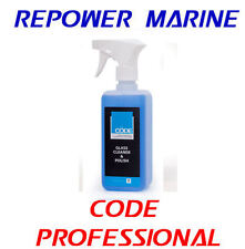 Marine / Boat Glass Cleaner & Polish. Code Professional Products