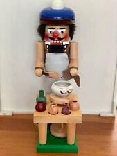 Steinbach Nutcracker Pottery Maker