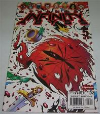 INFINITY ABYSS #5 (Marvel 2002) THANOS! Jim Starlin story & art (VF-) RARE!