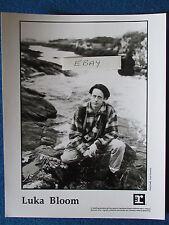 "Original Press Promo Photo - 10""x8"" - Luka Bloom - 1994"