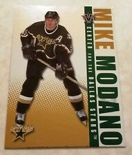 2002-03 Vanguard Dallas Stars Mike Modano Card #33