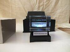 Philadelphia Spectrum Flyers 3D Laser Engraved Crystal Cube Light 1967-2009