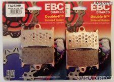 Yamaha MT07 (2014 to 2015) EBC FRONT Sintered Brake Pads (FA252HH) (2 Sets)
