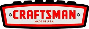 2-Pack CRAFTSMAN TOOLS STICKERS  HOT ROD RAT FINK TOOL BOX HUSKY  5 IN.