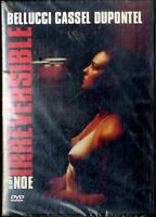 IRREVERSIBLE Monica Bellucci Vincent Cassel DVD FILM Sealed Editoriale