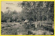 cpa 45 - MALESHERBES (Loiret) Le Vieux LAVOIR Tannerie séchoir à Peaux