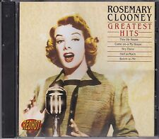ROSEMARY CLOONEY - GREATEST HITS - CD  - NEW -