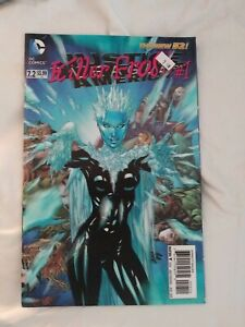 Justice League Of America Comic 3 D The New 52 second Print Sterling Gates NEW