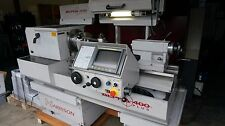 Harrison Alpha 400 CNC Turning Center Teach Lathe