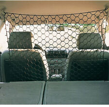 Trixie Car Safety Net Travel Strong Nylon Enclosure No Screws Easy Barrier Tough