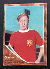 1963 A&BC Bobby Charlton Man Utd Football