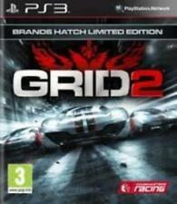 Grid 2 - Brands Hatch Limited Edition (PS3 Game) *GOOD CONDITION*
