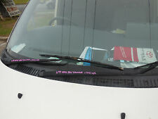 1999 Toyota KR42 SBV Townace LH Wiper Arm S/N# V7021 BJ8097