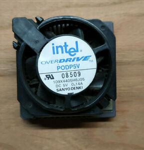 Intel PODP5V83 Pentium Overdrive CPU For 486 Socket 3, untested