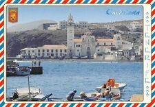 Spain Tenerife Islas Canarias Candelaria Boats Church Chiesa