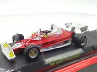 Ferrari Collection F1 312 T2 1977 Niki 1/43 Scale Box Mini Car Display Diecast