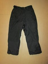 Girls PROTECTION SYSTEM insulated ski snow  pants sz 7