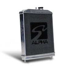 Skunk2 Alpha Series Half Size Aluminum Radiator 92-00 Civic EG EK 349-05-2000