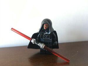 Lego Star Wars - Set 7961 - Figurine Sith Dark Maul - Authentique Lego