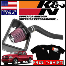 K&N AirCharger Cold Air Intake System fits 2014-2018 Dodge Ram 1500 3.0L V6