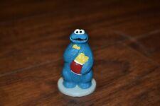 A12- Wilton Sesame Street Jim Henson Cookie Monster Cake Topper