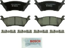 Disc Brake Pad Set-QuietCast Ceramic Pads with Hardware Rear Bosch BC1602