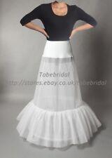 Vestito Da Sposa Accessori Sottoveste Sottogonna crinoline per Sposa Donna Abito