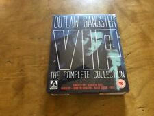 Outlaw Gangster VIP: Complete Collection Blu ray*Arrow Video*Boxset*Sealed/NEW*