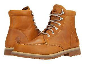 Man's Boots Timberland Redwood Falls Waterproof Moc Toe Boot